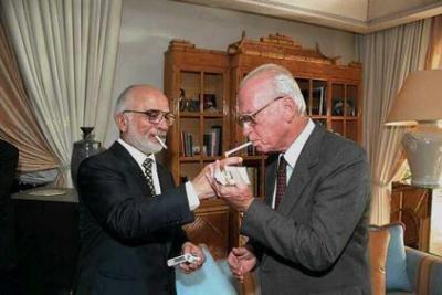 hussein and rabin 1994