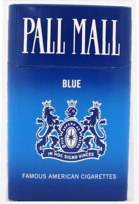 Populair Pall Mall Blue | Frank Davis EZ-65