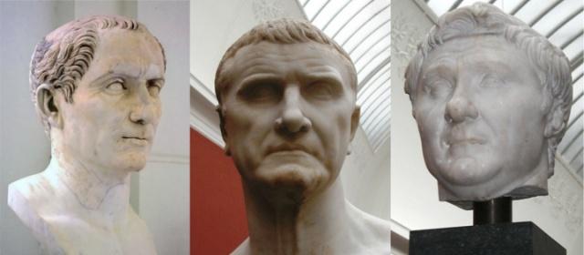 First_Triumvirate_of_Caesar,_Crassius_and_Pompey