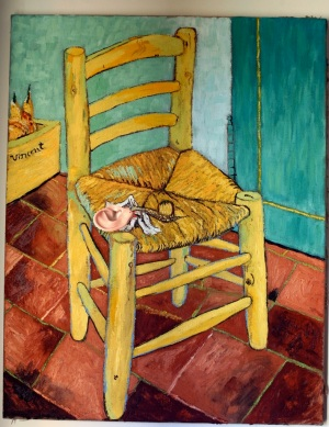 van_gogh_chair_with_snail_eating_ear