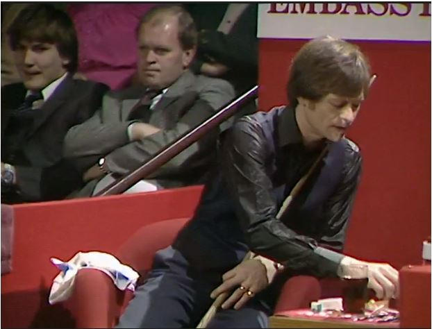 Alex Higgins 1982