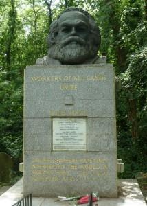marx-gravestone