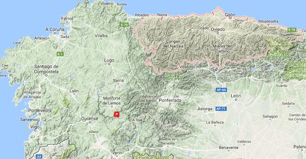 Galicia and Asturias